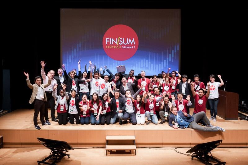 Fintech Summit 集合写真