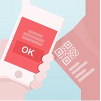 Dedicated Ticket Cheking App