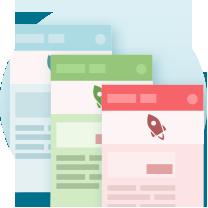 イベントページのデザイン